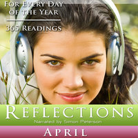 Reflections: April - Simon Peterson