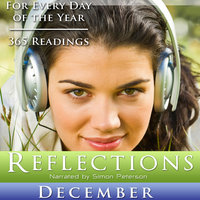 Reflections: December - Simon Peterson