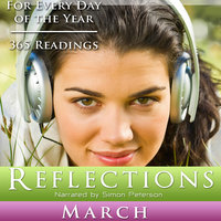 Reflections: March - Simon Peterson