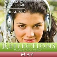 Reflections: May - Simon Peterson