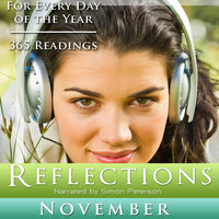 Reflections: November - Simon Peterson