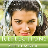 Reflections: September - Simon Peterson