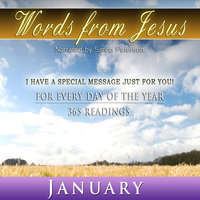 Words from Jesus: January - Simon Peterson