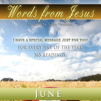 Words from Jesus: June - Simon Peterson