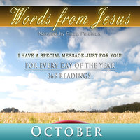 Words from Jesus: October - Simon Peterson