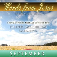 Words from Jesus: September - Simon Peterson