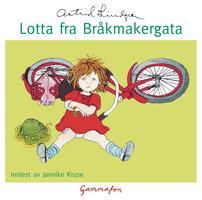 Lotta fra Bråkmakergata - Astrid Lindgren