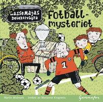 LasseMaja - Fotballmysteriet - Martin Widmark