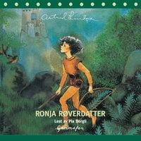 Ronja Røverdatter - Astrid Lindgren
