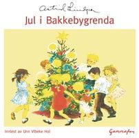 Jul i Bakkebygrenda - Astrid Lindgren