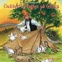Gubben og katten på telttur - Sven Nordqvist