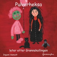 Pulverheksa leter etter Grønnskollingen - Ingunn Aamodt