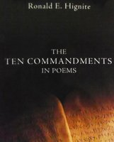 The Ten Commandments In Poems - Ron E. Hignite