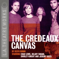 The Credeaux Canvas - Keith Bunin