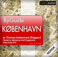 Byguide København - Thomas Holtermann Østgaard