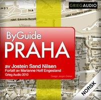 Byguide Praha - Jostein Sand Nilsen