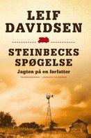 Steinbecks spøgelse - jagten på en forfatter - Leif Davidsen