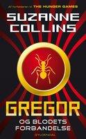 Gregor 3 - Gregor og blodets forbandelse - Suzanne Collins