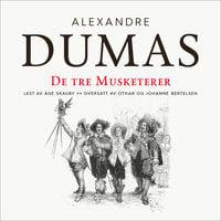 De tre musketerer - Alexandre Dumas d.e.