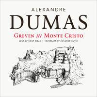 Greven av Monte Cristo - Alexandre Dumas d.e.