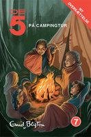De 5 på campingtur - Enid Blyton