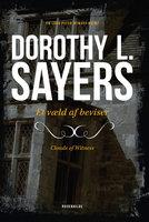 Et væld af beviser - Dorothy L. Sayers