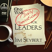 The One Year [Daily Devotions] for Leaders - Jim Seybert
