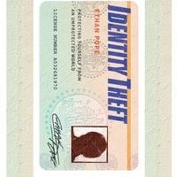 Identity Theft - Ethan Pope