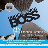 Undercover Boss - Eli Holzman, Stephen Lambert