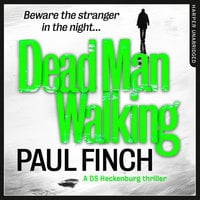 Dead Man Walking - Paul Finch