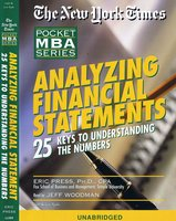 Analyzing Financial Statements - Eric Press (PhD)