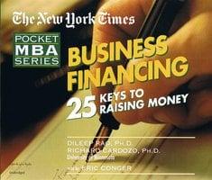 Business Financing - Dileep Rao (Ph.D.),Richard Cardozo (Ph.D.)