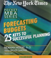 Forecasting Budgets - Norman Moore (Ph.D.)