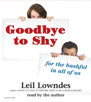 Goodbye To Shy - Leil Lowndes