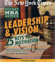 Leadership & Vision - Buck Joseph (Ed.D.), Ramon Aldag (Ph.D.)