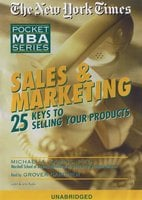 Sales & Marketing - Michael A. Kamins (PhD)