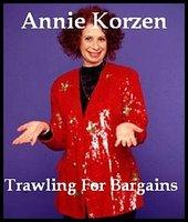 Trawling For Bargains - Annie Korzen