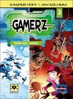 Gamerz 2 - Gudernes maske - Kasper Hoff