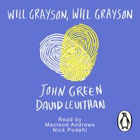 Will Grayson, Will Grayson - John Green,David Levithan