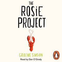 ⚠️ The Rosie Project - Graeme Simsion
