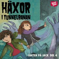 Häxor i tunnelbanan - Martin Olczak