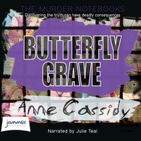 Butterfly Grave - Anne Cassidy