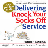 Delivering Knock Your Socks Off Service - Performance Research Associates