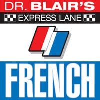 Dr. Blair's Express Lane: French - Dr. Robert Blair