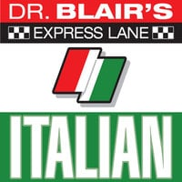 Dr. Blair's Express Lane: Italian - Dr. Robert Blair