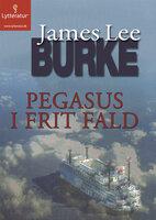 Pegasus i frit fald - James Lee Burke