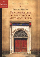 Den kongelige egyptiske automobilklub - Alaa al-Aswany