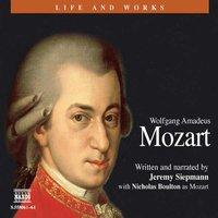 Wolfgang Amadeus Mozart - Jeremy Siepmann