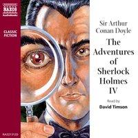 The Adventures of Sherlock Holmes ? Volume IV - Sir Arthur Conan Doyle