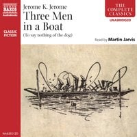 Three Men in a Boat - Jerome K. Jerome